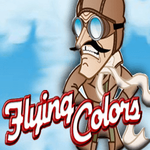 Flying Colors Slot from Rival Gaming