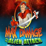 Max Damage and the Alien Attack Slot