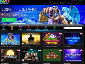 Slots Heaven Casino Games Page