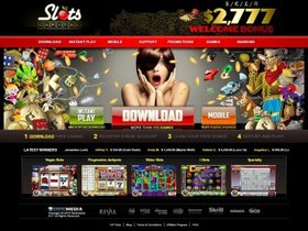 Slots Capital offers Rival Gaming Slots and more